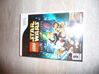 jeu wii lego star wars 12€