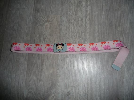 ceinture élastique fille TU 2€