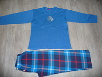 pyjama arthur 14 ans