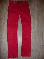 pantalon rouge sergent major 11 ans 3€