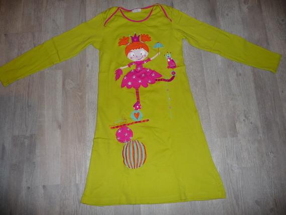 chemise de nuit dpam 10 ans 12€