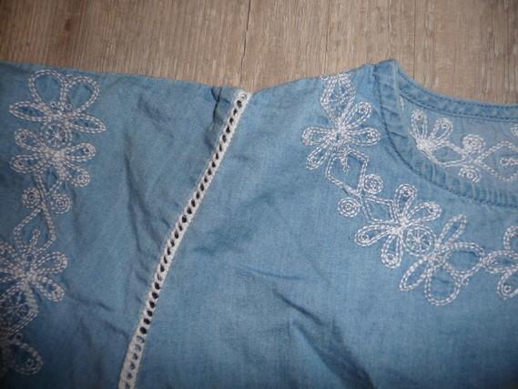 haut blouse vertbaudet 8€
