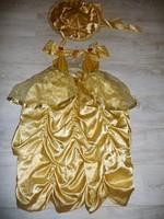 déguisement belle disney 7/8 ans  14€