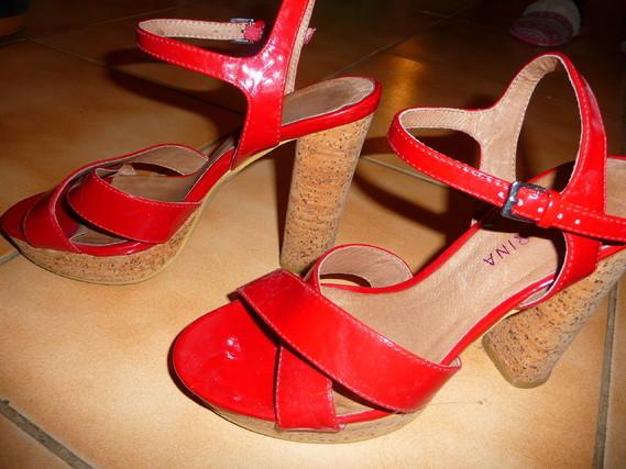 chaussure san marina 38 30€ comme neuf
