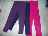 lot 3 leggings orchestra kiabi 10 ans 6€