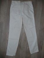 pantalon Blanc C&A 11/12 ans 4€