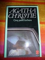 Agatha christie 2€