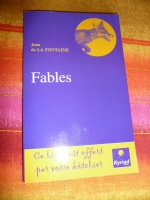 fable de jean de la fontaine 1€