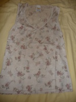 débardeur t-shirt DAMART taille 0 6€