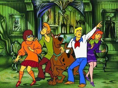 scooby doo 7 - Dessin Anim Scooby Doo