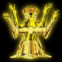Armure d or des-Gemeaux