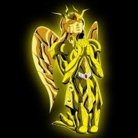 Armure d or de-la Vierge
