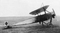 Morane-Saulnier_Type_L_-_Captured_with_german_insigna