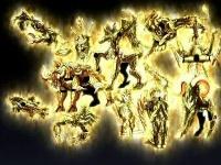 les 12 armures d or devant le mur des lamentations  (hadés)