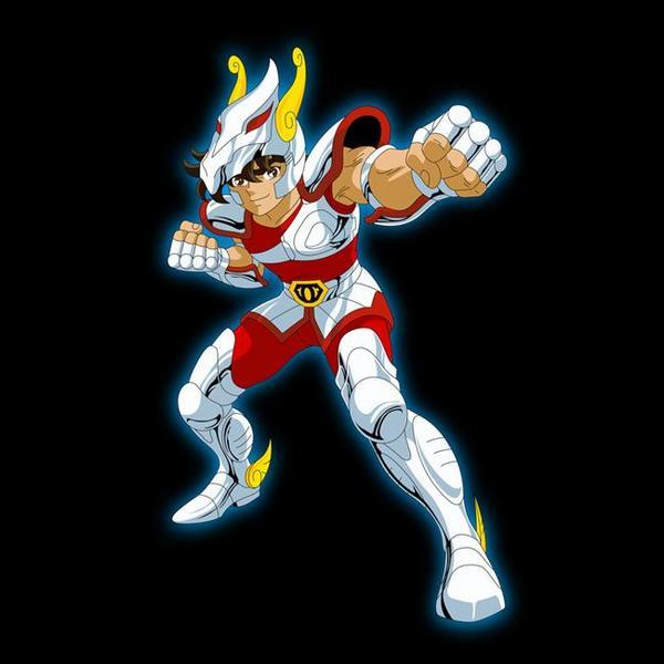 personnage chevalier du zodiaque