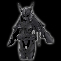 armure d andromede noir