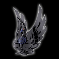 armure du cygne noir