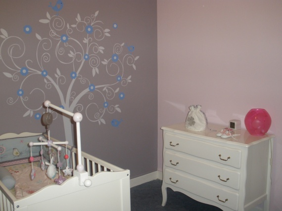 Stunning Chambre Fille Rose Et Taupe Contemporary - Design Trends ...