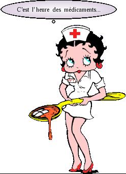 betty c l heur de medic