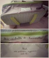 valise maternité vertbaudet 1er jour de naissance