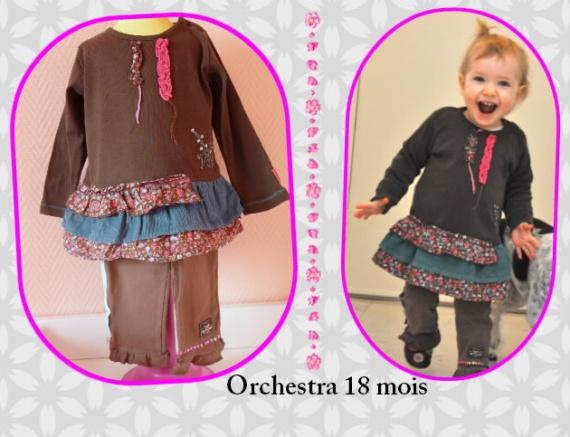 Ensemble Orchestra 18 mois