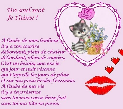 Poeme st valentin saint valentin emelline photos - Message original saint valentin ...
