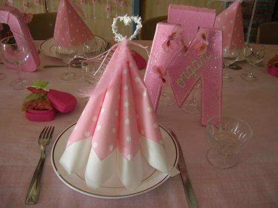 Tuto pliage serviette robe de bal - Robes de soirée élégantes populaires en France