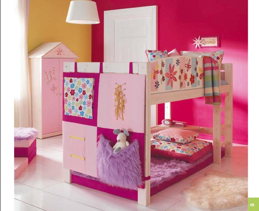 Déco chambre enfants - diviser la chambre en deux - Mamans et ...