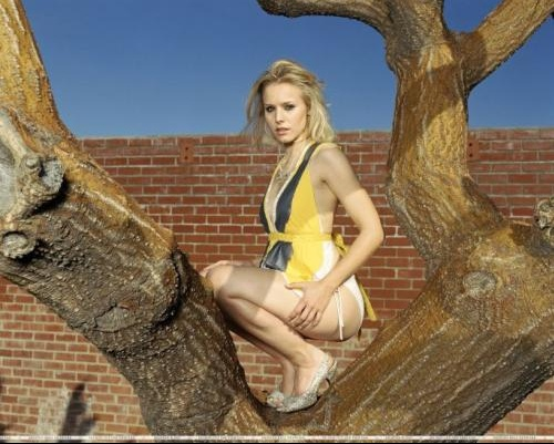 Kristen Bell-(Veronica Mars)-sexy pic.-NOT nude-1