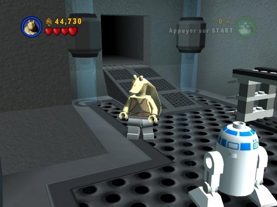 Lego Star Wars Jar Jar Bings