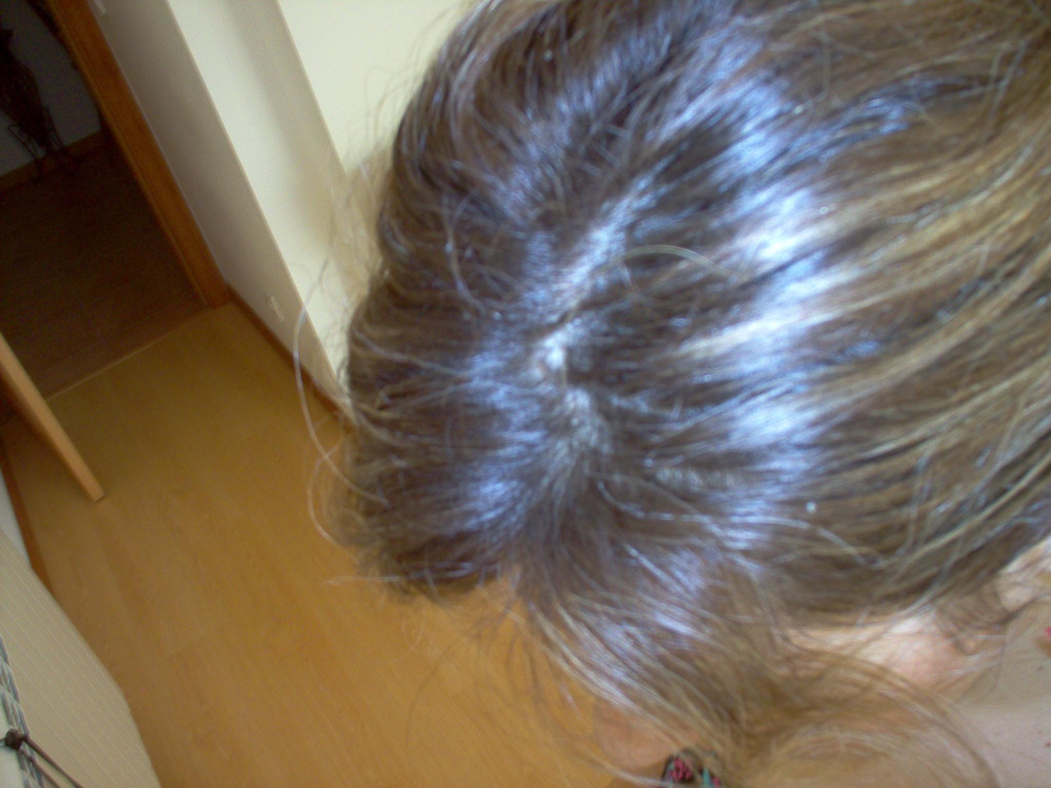 Couleur cheveux niveau 5