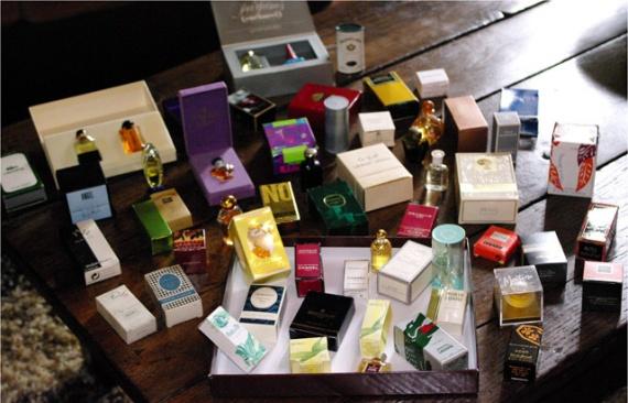 MINIATURES parfum