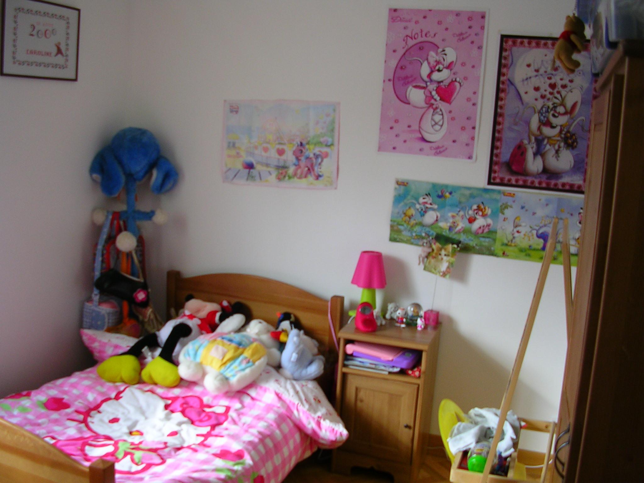 La Chambre De Ma Deuxi Me Fille Appartement Carrie941
