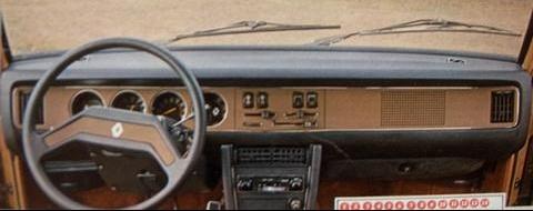 Restrospective 70 39 s la renault 20 l 39 h riti re de la r16 for Renault 8 interieur