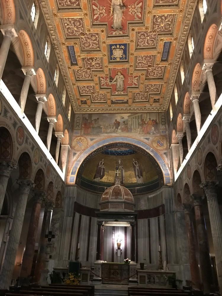Basilique Sant'Agata