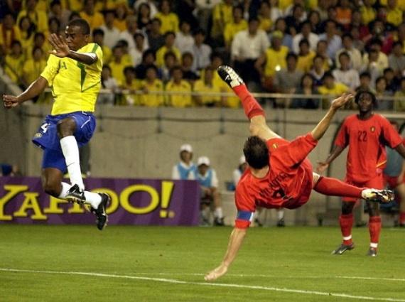 Br sil belgique coupe du monde 2002 le hold up - Bresil coupe du monde 2002 ...