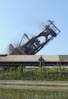 Clabecq août 2012...la fin de l'ère industrielle