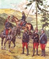 Cavaliers français 1914 (Funcken)