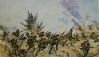 les Irlandais à la bataille de la Somme