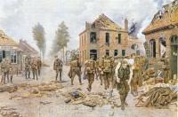 Nord de la France, été 1918