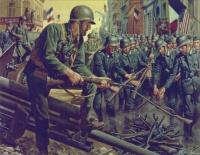 La Libération 1944-1945 (Mort Kunstler)