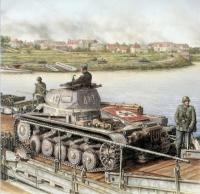 Mai 1940, les Allemands envahissent la Belgique