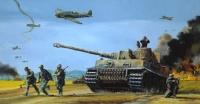 Un char Tigre (Russie 41-44)