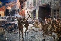 Landrecies 1914