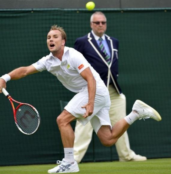 Steve Darcis... l'homme qui a fait tomber Nadal !