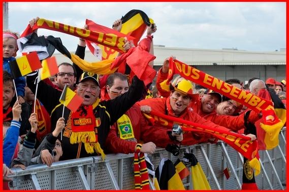 Allez les Belges !