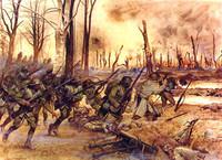 1918, le régiment de Harlem au feu en Argonne !