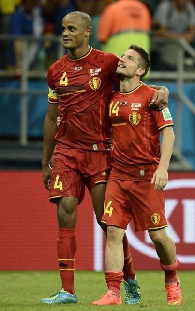 Belgique - USA