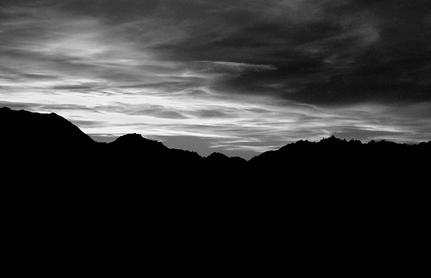 alpe noir et blanc - Fond d'écran - Kuldi i sal - Photos - Club ...
