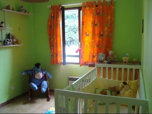 Chambre bebe orange taupe - Chambre fille orange et vert ...